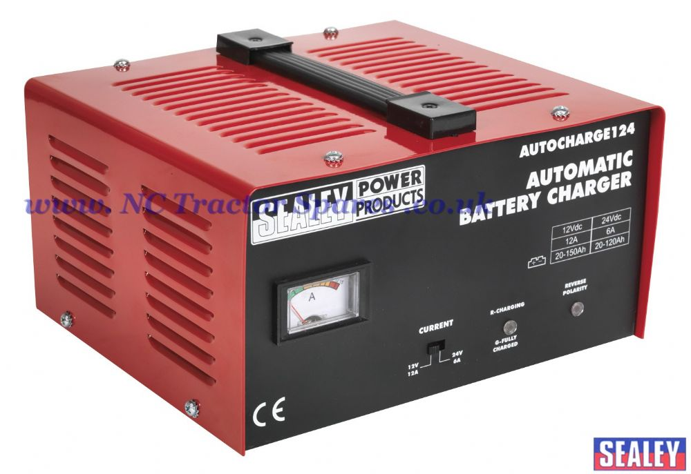 Battery Charger Electronic 18Amp 12/24V 230V